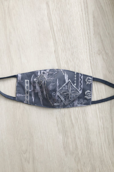 Headloop Azteq Mask in Grey