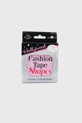 Hollywood Fashion Tape Shapes 24pcs in Tin