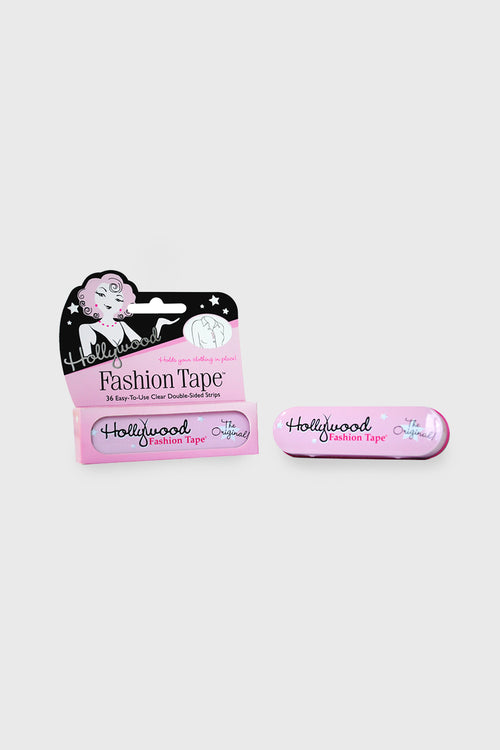 Hollywood Fashion Tape 36 Strips in Tin
