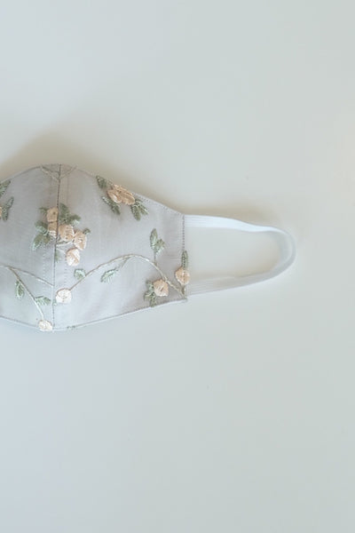 Rosie Mask in Cream