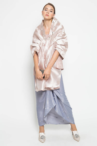 Waterlily Layered Outer in Seashell
