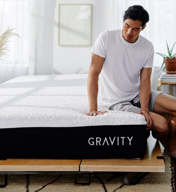 Gravity Ice Hybrid Mattress