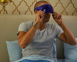 Calm X Gravity: Weighted Sleep Mask