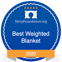 Gravity Blanket - The Weighted Blanket for Sleep and Stress