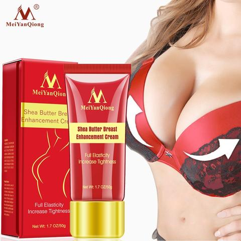 Natural Herbal Breast Enlargement Cream. Increase Full Elasticity, Tightness & Size