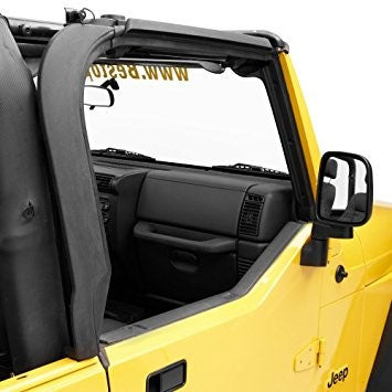 How To Install 1997 2006 Jeep Wrangler Tj Oem Soft Top