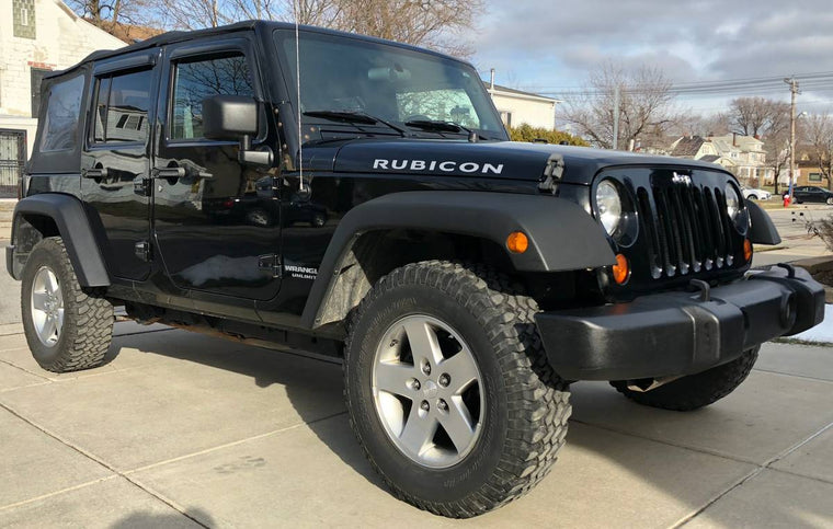 !!!!SOLD!!!! 2007 Jeep Wrangler JK 4 door JKU Rubicon Dana 44 's Manual 6 speed - $15499 GRAND ISLAND, NY !!!!SOLD!!!!!