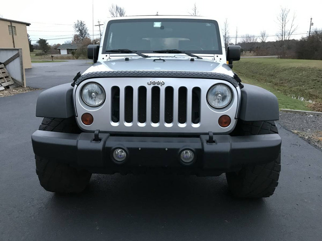 SOLD!!! 2008 Jeep Wrangler JK 4 door JKU Manual 6 speed 4x4 4wd Convertible - $14750 - GRAND ISLAND, NY - SOLD!!!!!