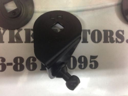 Jeep Wrangler Jk Liftgate Shock Bracket Mount Lift Gate Glass Left Ballstud