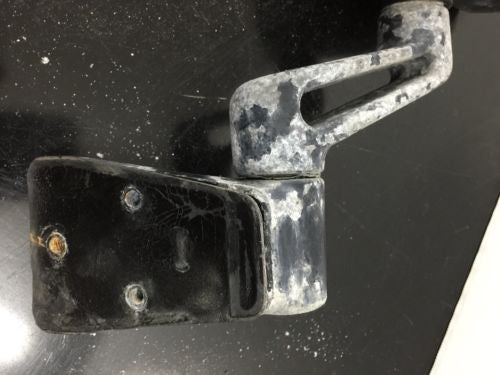 87-02 JEEP WRANGLER YJ / TJ PASSENGER RIGHT SIDE DOOR HINGE MIRROR OEM