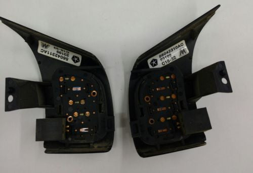 2003-2006 Jeep Wrangler TJ  Cruise Control Switches OEM