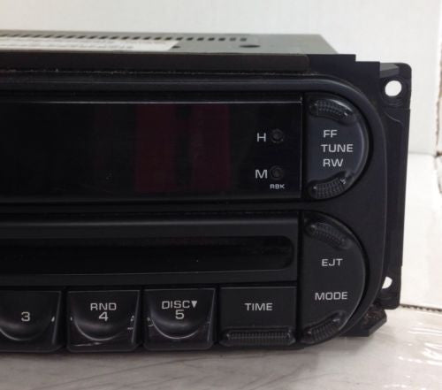 Diagram 2003 Fm Cd Player Oem
