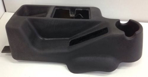 JEEP WRANGLER TJ 1997-2002 OEM AGATE HALF CENTER CONSOLE CUPHOLDER CUP HOLDER