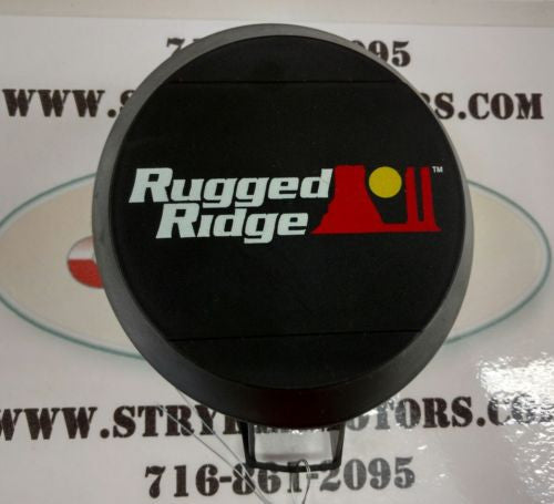 15210.52 RUGGED RIDGE 5 Inch HID Light Cover, Black Jeep wrangler TJ JK