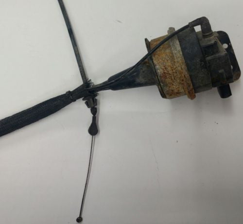OEM Jeep Wrangler TJ Cruise Control Motor 2000 Servo w/ Cable and Mount