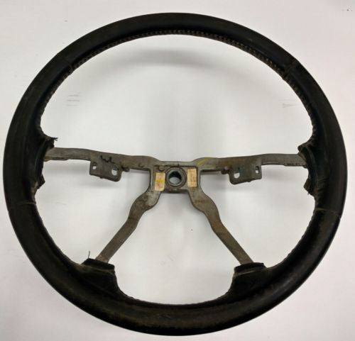 JEEP WRANGLER TJ OEM Steering Wheel  Black 03 04 05 06