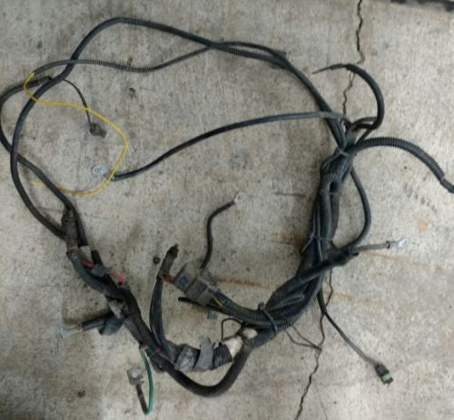 Jeep Wrangler TJ Engine Bay Wiring Harness 1999 auto CUT WIRES oem
