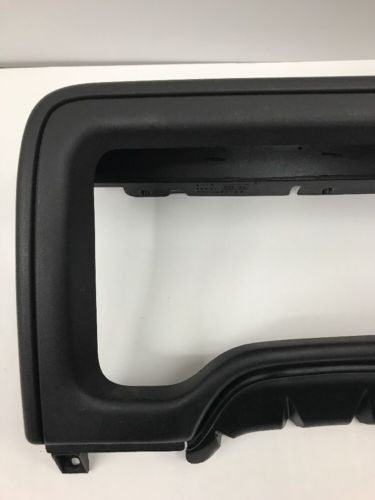 Jeep Wrangler TJ DASH BEZEL gauge cluster surround trim cover