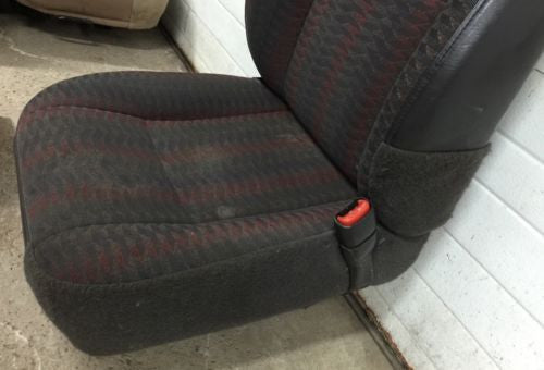 1999 Jeep Wrangler For Sale >> 1997-2002 Jeep Wrangler TJ FRONT Passenger Seat Agate Gray ...