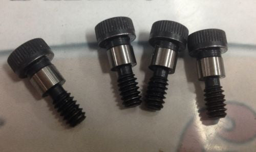 97-06 TJ / 07-14 JK Jeep Wrangler Soft Top KNUCKLE BOW BOLTS Screw New! Set Of 4