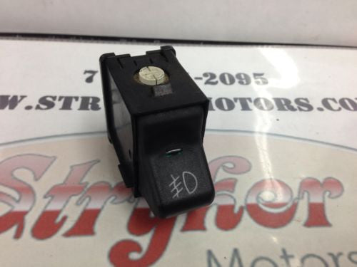 1997-2002 Jeep Wrangler TJ & 2000-2001 Cherokee Fog Lamp Light Switch MOPAR OEM