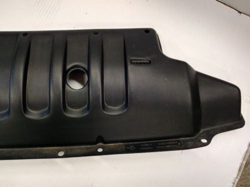 JEEP JK WRANGLER OEM FRONT BUMPER LOWER AIR DAM SKID PLATE