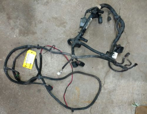 Jeep Wrangler TJ Engine Wiring Harness 2004 CUT WIRES oem