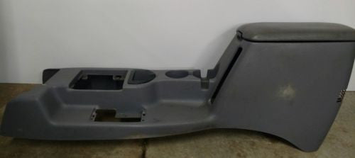 OEM Jeep Cherokee Center Console Cup Holder Full Length grey 1997-2001