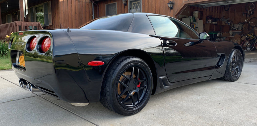 !!!SOLD!!!  2004 Corvette z06 zo6 LS6 6 speed 405+ HP Long Tube Headers - Exhaust - $14750 GRAND ISLAND, NY  !!!!SOLD!!!!