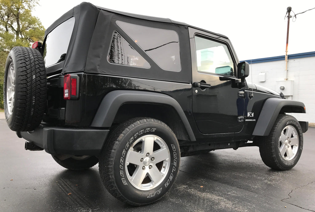 *** SOLD **** 2008 Jeep Wrangler X JK 2 door Manual 6 SPEED ***  SOLD******