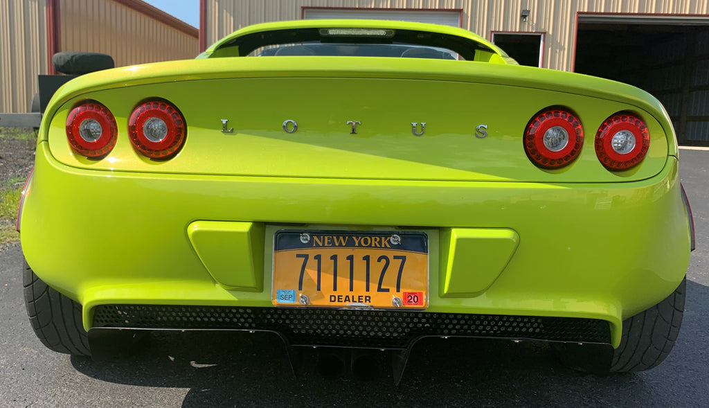 2011 Lotus Elise - Isotope Green - BOE Supercharged - Intercooled - 300 Wheel HP $54,999.99 1 of 2 in USA in Green