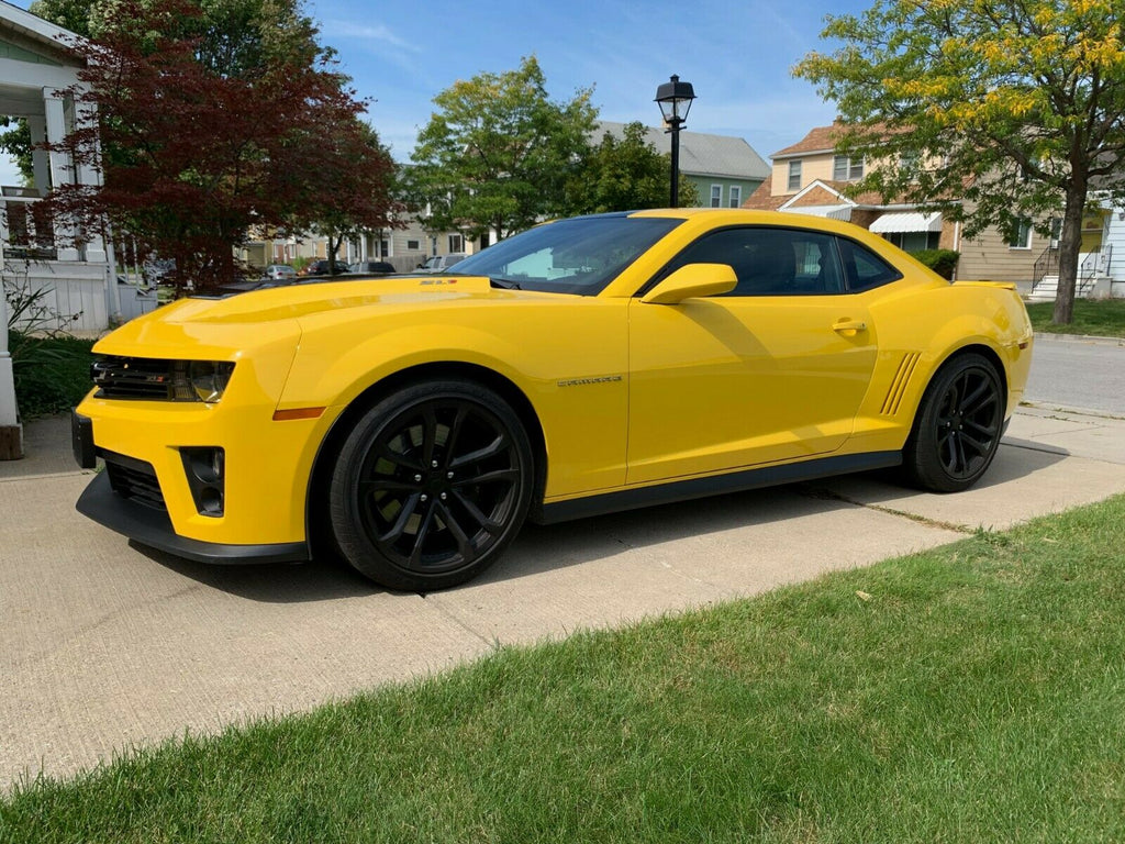 2012 Chevrolet Camaro ZL1 ZL 1 ZL-1 26,332 Miles 6 speed Supercharged - $29995