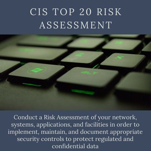 CIS Top 20 Risk Assessment