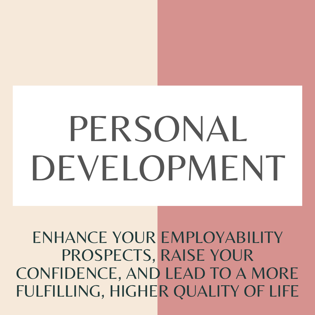 Practical Steps for Personal Development