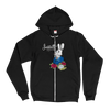 White Rabbit Full Zip Hoodie