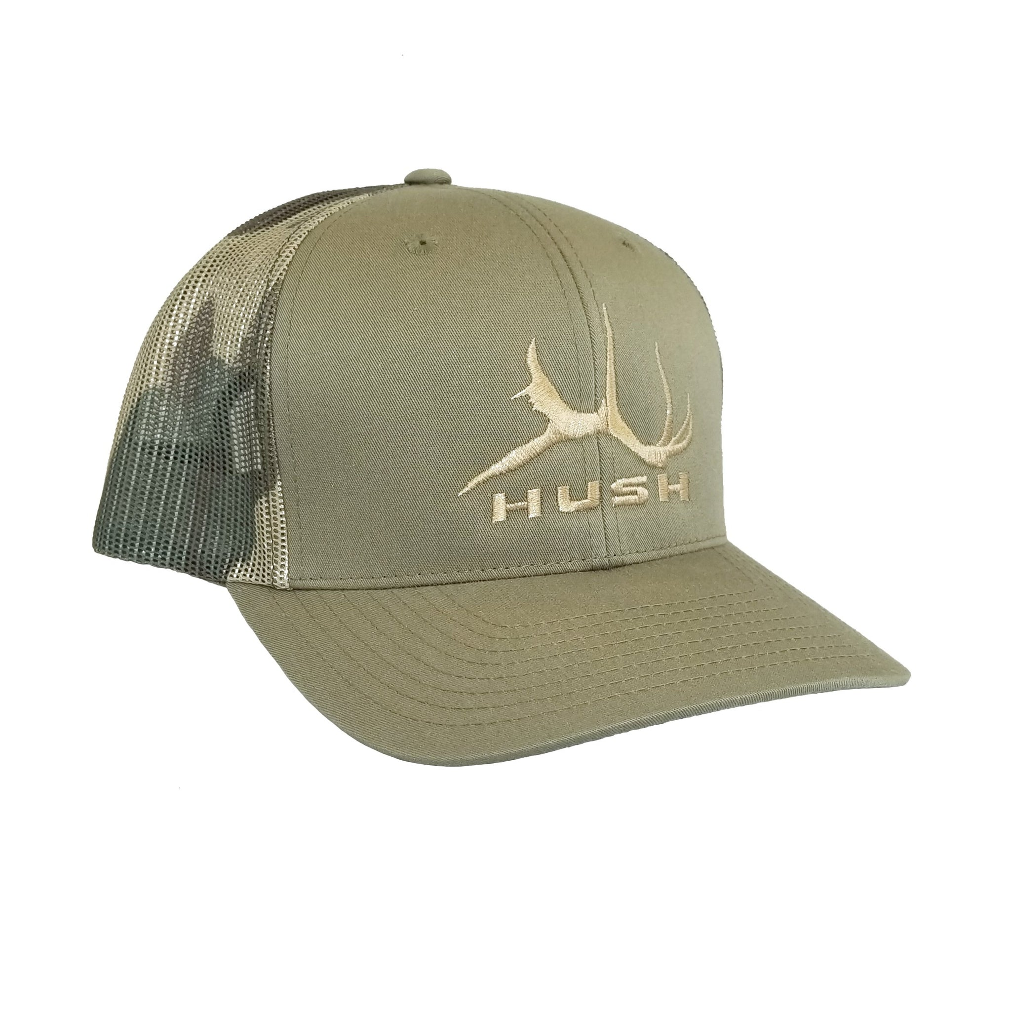 Zion Hat + Camo Block Shirt + Camo Mesh Block Hat Discounted Bundle