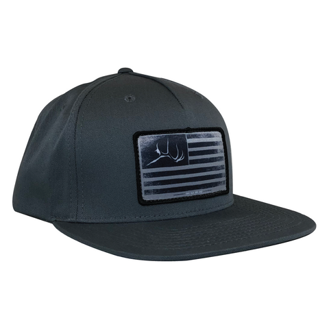 Flint firebull flag hat