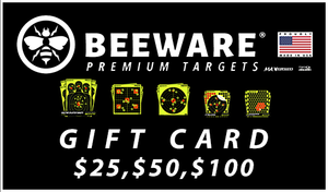 BEEWARE® Targets Gift Card