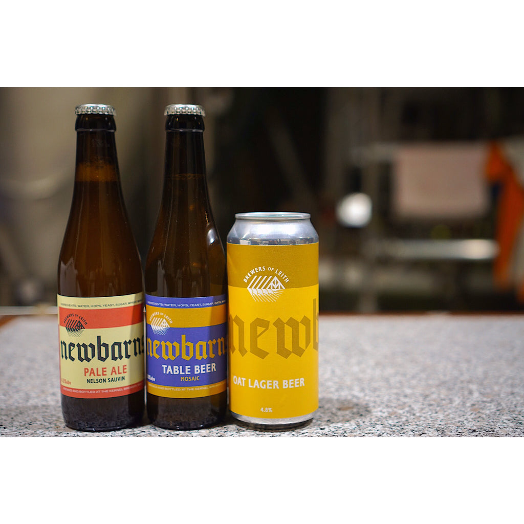Newbarns beers