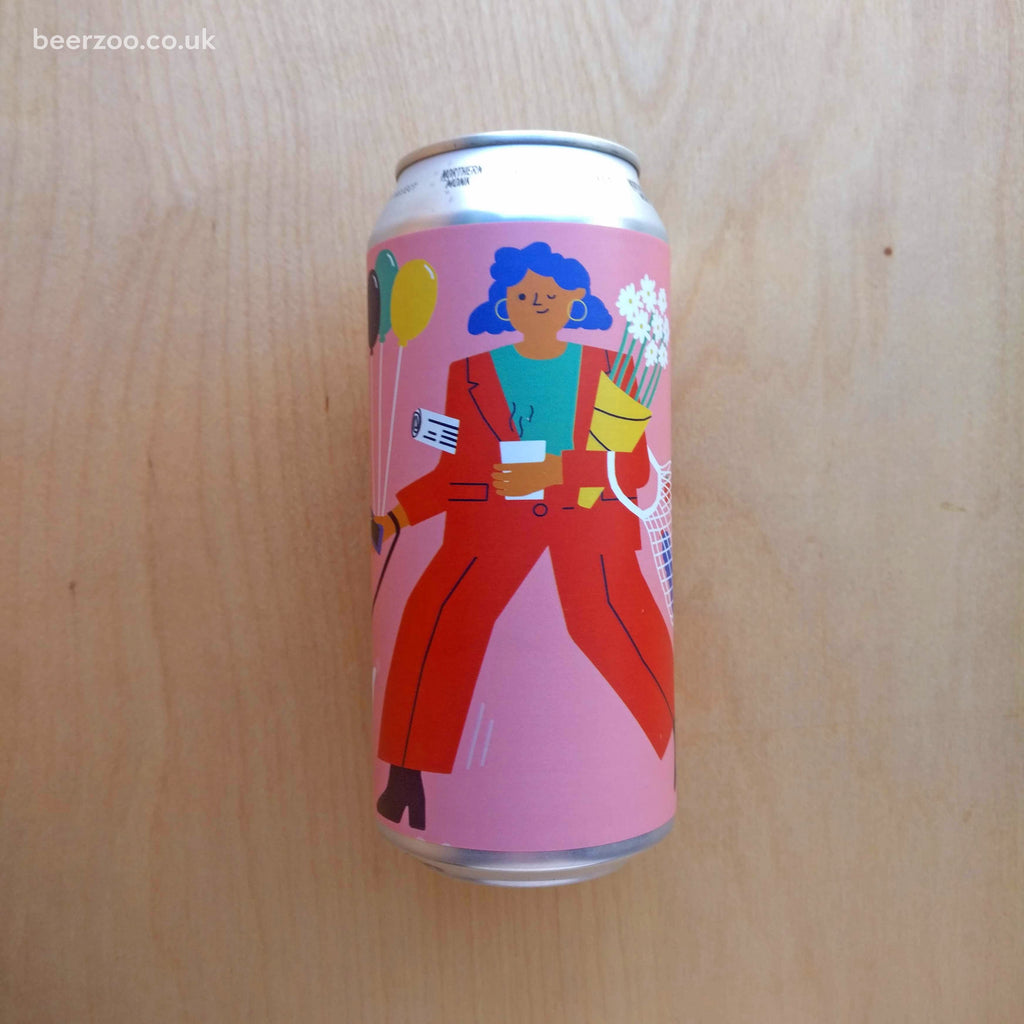 Northern Monk / Lucy Ketchin / Left Handed Giant - Patrons Project 15.04 Take Care Of Business 6.5% (440ml)