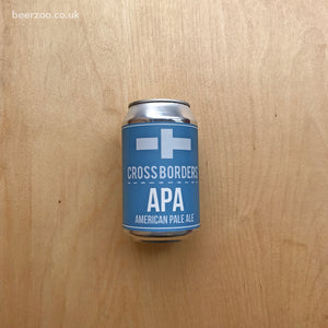 Cross Borders APA 4.7% (330ml)