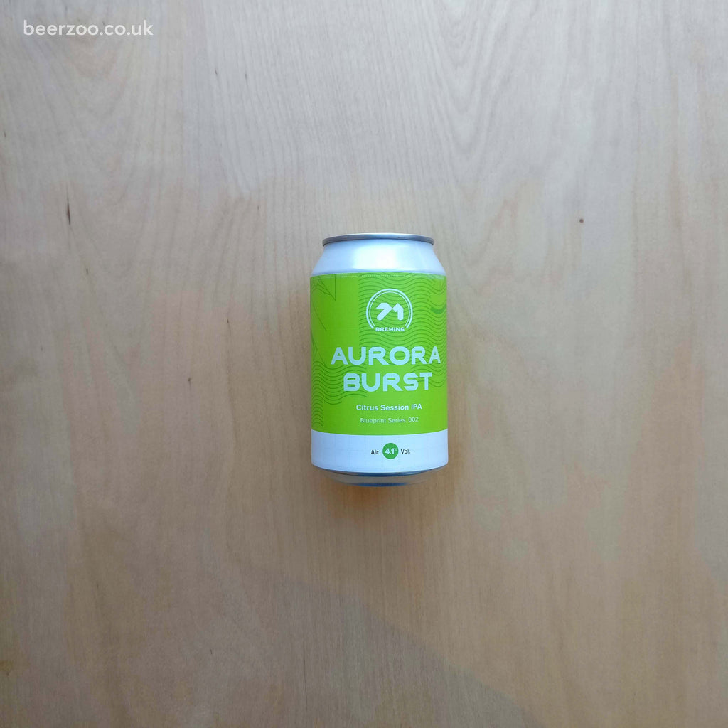 71 - Aurora Burst 4.1% (330ml)