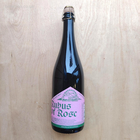 Mikkeller - Baghaven : Rebus Of Rose Blend 3 6.5% (750ml)