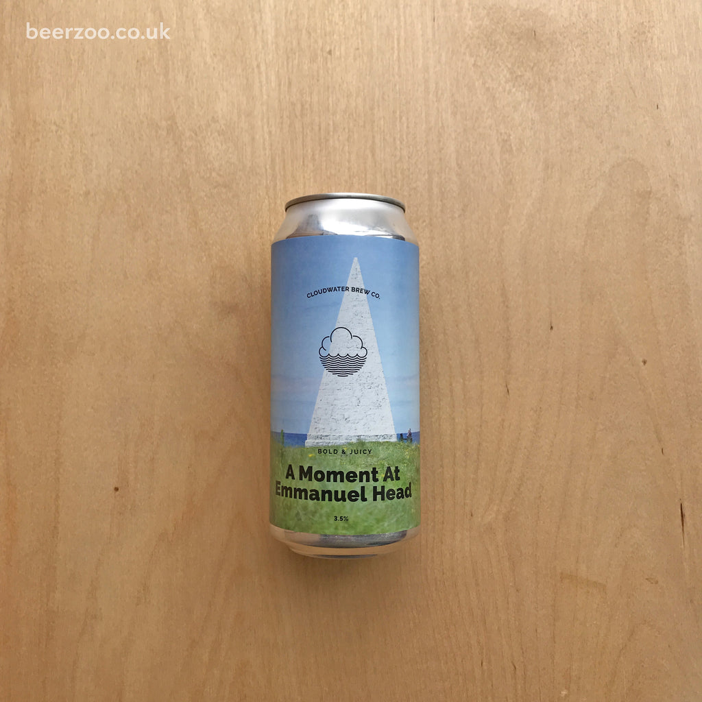 Cloudwater - A Moment At Emmanuel Head 3.5% (440ml)
