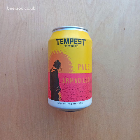 Tempest - Pale Armadillo 3.8% (330ml)