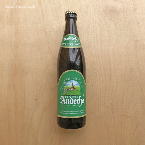 Andechs Hell 4.8% (500ml)