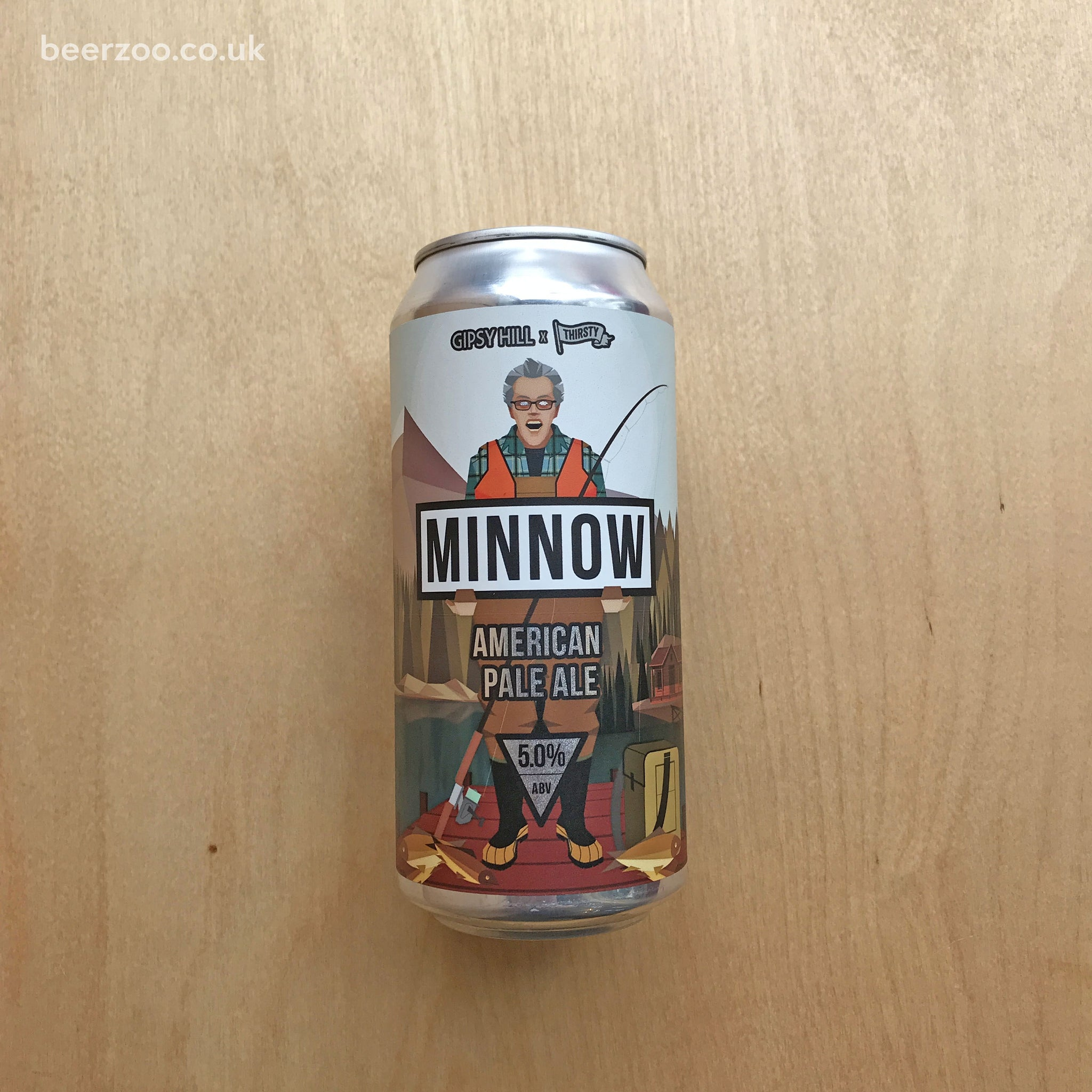 Gipsy Hill Minnow 5% (440ml)