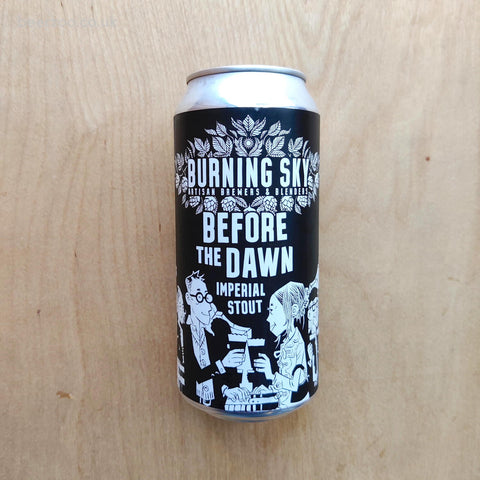 Burning Sky - Before The Dawn 10.5% (440ml)