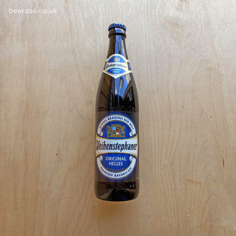 Weihenstephaner - Original Helles 5.1% (500ml)