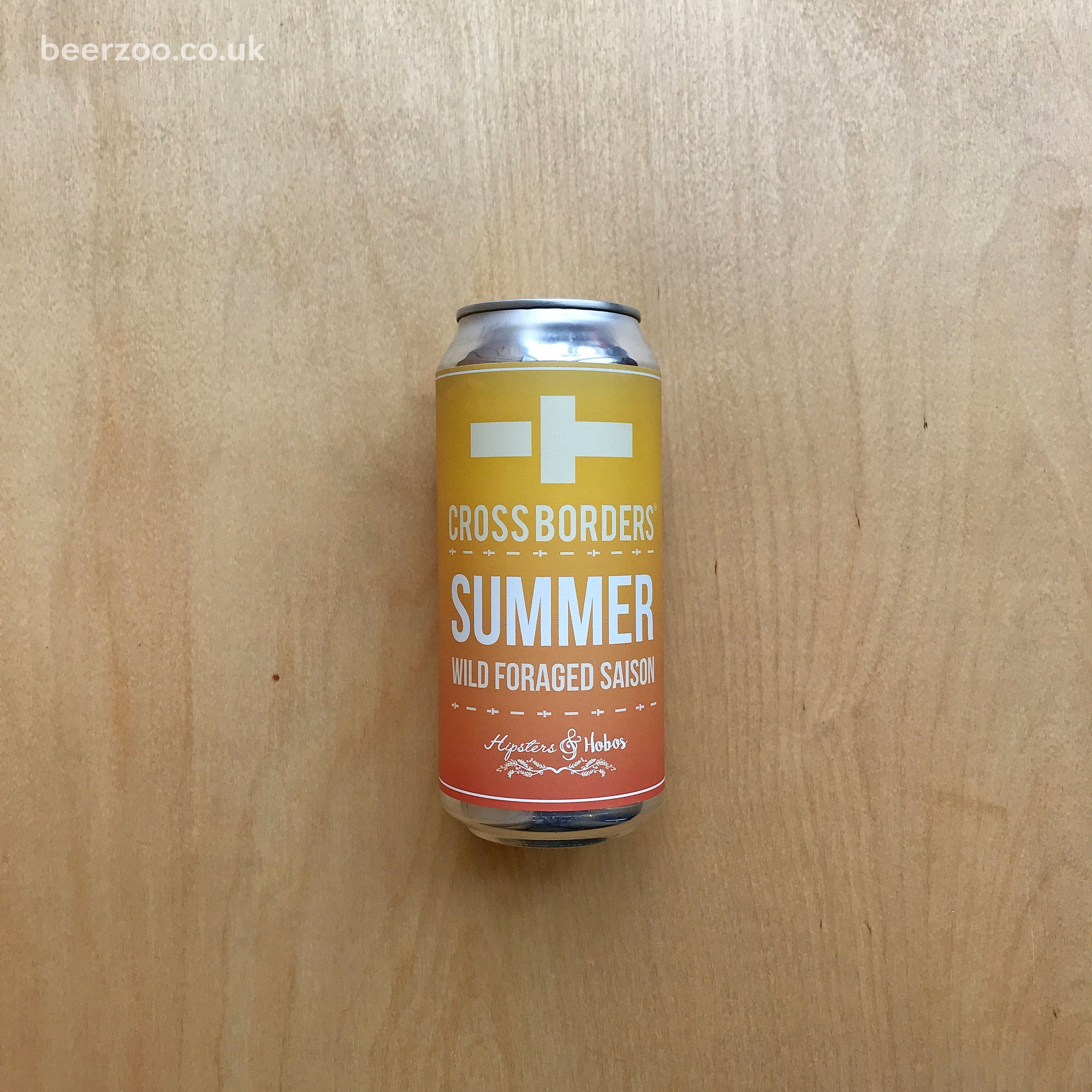 Cross Borders Summer 5% (440ml)